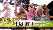Pantalla Glee Karaoke Revolution Volumen 2