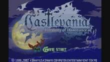 Imagen Castlevania: Harmony of Dissonance CV
