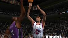 Pantalla ESPN NBA Basketball 2K4