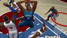 Pantalla ESPN NBA Basketball 2K4