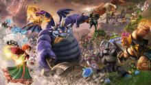 Pantalla Dragon Quest Heroes II