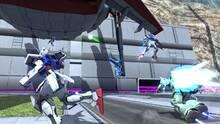 Pantalla Gundam Battle Operation Next