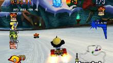 Pantalla Crash Bandicoot: Nitro Kart