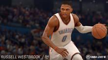 Pantalla NBA Live 16