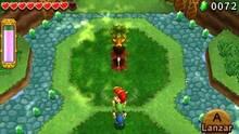 Pantalla The Legend of Zelda: Tri Force Heroes