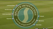 Pantalla Football Manager 2005