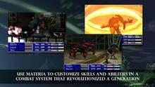 Pantalla Final Fantasy VII