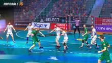 Pantalla IHF Handball 2016