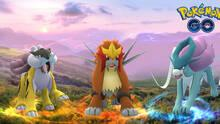 Pantalla Pokémon GO