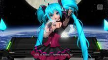 Pantalla Hatsune Miku: Project Diva Future Tone