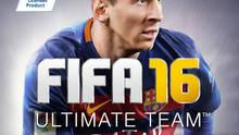 Pantalla FIFA 16: Ultimate Team