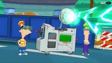 Pantalla Phineas y Ferb: El día de Doofenshmirtz