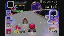 Pantalla Konami Krazy Racers CV