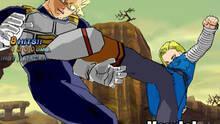Pantalla Dragon Ball Z: Budokai 3