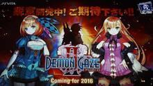 Pantalla Demon Gaze II