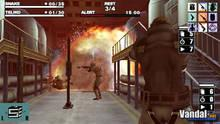 Pantalla Metal Gear Acid