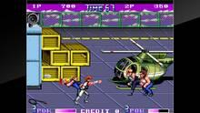 Pantalla Arcade Archives: Double Dragon II The Revenge
