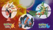 Pantalla Pokémon Sol / Luna