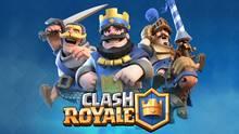 Pantalla Clash Royale