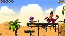 Pantalla Shantae and the Pirate's Curse