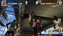 Pantalla NBA Street Showdown