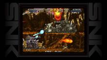Pantalla Metal Slug Anthology