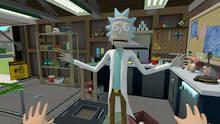 Pantalla Rick and Morty Simulator: Virtual Rick-ality