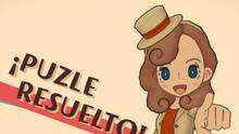 Pantalla Layton's Mystery Journey: Katrielle and The Millionaire's Conspiracy