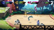 Pantalla Mighty Morphin Power Rangers: Mega Battle