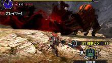 Pantalla Monster Hunter XX