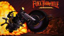 Pantalla Full Throttle Remastered