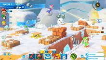 Pantalla Mario + Rabbids Kingdom Battle