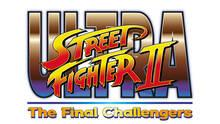Pantalla Ultra Street Fighter II: The Final Challengers