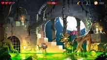 Pantalla Wonder Boy: The Dragon's Trap