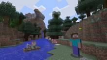 Pantalla Minecraft: Nintendo Switch Edition