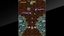 Pantalla Arcade Archives Armed F
