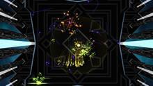 Pantalla Swarm Universe