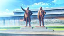 Pantalla Stay! Stay! Democratic People's Republic of Korea!