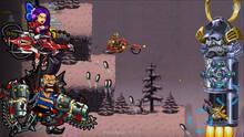 Pantalla Armor Riders
