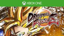 Pantalla Dragon Ball FighterZ