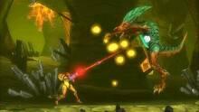 Pantalla Metroid: Samus Returns