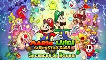 Mario & Luigi: Superstar Saga + Secuaces de Bowser