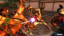 Pantalla Genji: Days of the Blade