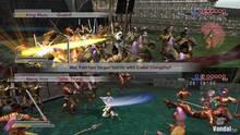 Pantalla Dynasty Warriors 5 Empires