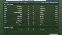 Pantalla Football Manager 2006