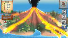 Pantalla Eruption