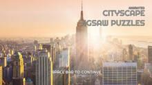 CityScape Jigsaw Puzzles: Animated