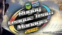 Imagen Rugby League Team Manager 2018