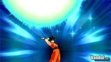 Pantalla Dragon Ball Z: Shin Budokai