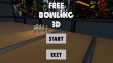 Free Bowling 3D